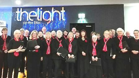 The Clarkson Singers are bringing Christmas music to a variety of audiences this Christmas, having a