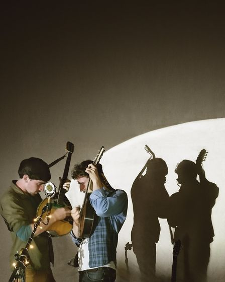 Ye Vagabonds will play the Acorn Stage at Folk by the Oak 2020 in the grounds of Hertfordshire state
