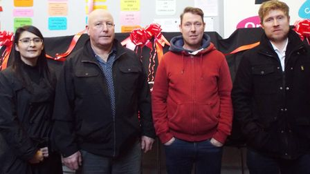 New IT centre opens in Wisbech to support recovery for people with drug and alcohol addiction. Famil