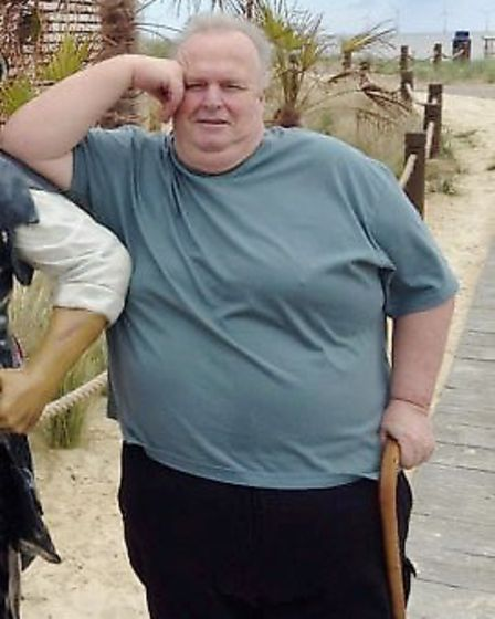 """Arthur Pope says he is """"happier and healthier"""" after losing 15 stone and winning a Slimming World aw"""
