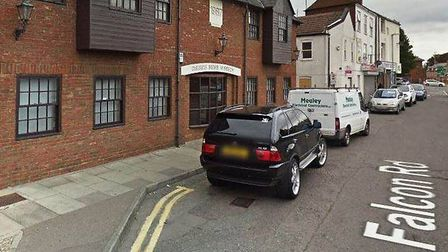 Police were called to Church Mews in Wisbech on Tuesday December 17 after a woman was attacked by a