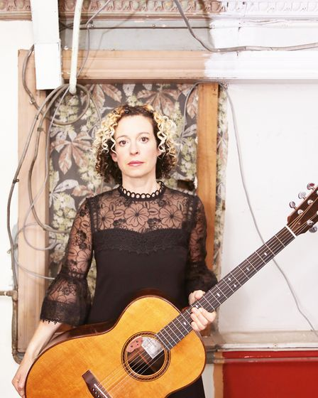 Folk festival favourite Kate Rusby will return to Hatfield House for Folk by the Oak 2020. Picture: