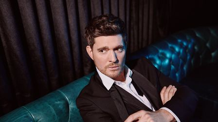 Michael Buble brings his 2020 summer tour to Hatfield House on July 26 for an open-air concert. Pict