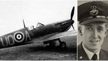 Talk on two historic air crashes to take place at archaeological society. The Mark1A Spitfire was on