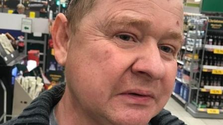 Friends of Walsoken man Barry Lansfield, who has terminal brain cancer, are fundraising to make his