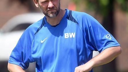 Wisbech Town boss Brett Whaley is confident he can turn his new sides fortunes around following a sl