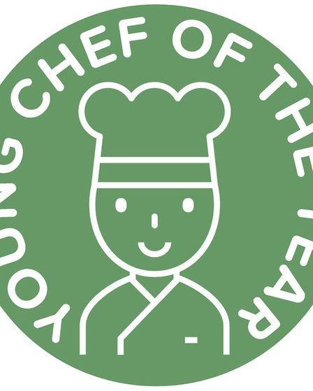 Logo for the Young Chef Award. Picture: Supplied