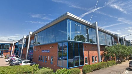 HatTech Business Centre will open early this year. Picture: Google Street View.