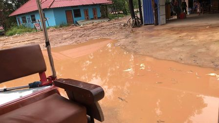 Wisbech woman shares photos of where she is stranded in Cambodia amid Coronavirus fears. Picture: CE