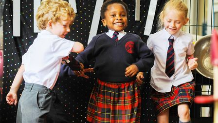 Peckover Primary was ranked ninth out of 253 primary schools in the county. Picture: SCHOOL