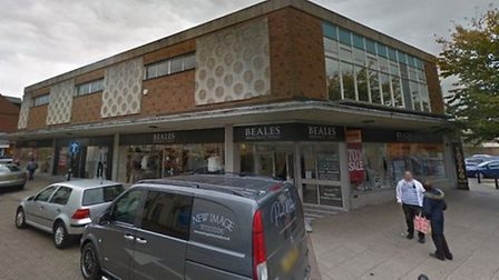 Beales department store in Church Terrace, Wisbech, could be set to close as the company could be se