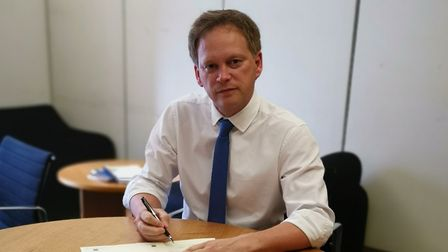 Transport secretary Grant Shapps has said that the rollout of smart motorways has been put on hold.