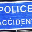 One lane of the M25 is blocked between J24 for Potters Bar and J25 for Enfield/Hertford after a cras