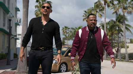 Will Smith and Martin Lawrence are back on screen together in Bad Boys For Life, the sequel to the a