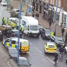 Peter Toohey from Waltham Cross has been charged after a police chase ended in Darkes Lane, Potters