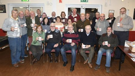The Wisbech & District Camera Club is now 70 years old since launching in January 1950. Picture: Sup
