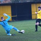 Dylan Edge has returned to Wisbech Town from Fenland rivals March Town. Picture: IAN CARTER