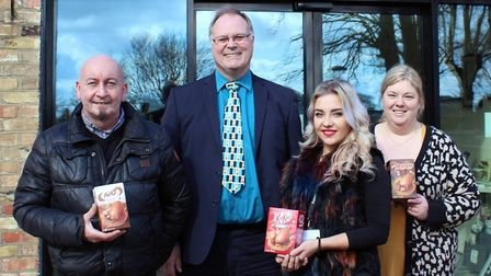 The Ferry Project has launched an Easter egg appeal for the homeless. Picture: FENLAND DISTRICT COUN