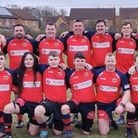 The Wisbech Wildcats team who beat St Neots 2nds. Picture: LEONARD VEENENDAAL