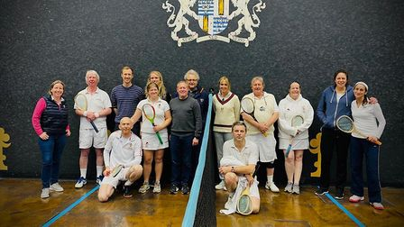 The 2020 Billy Ross Invitational Mixed Doubles tournament was superbly attended as usual and full of