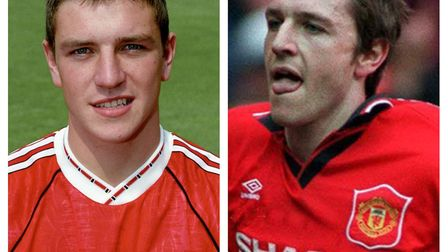 Former Manchester United and England footballer Lee Sharpe will be coming to King's Lynn on Thursday