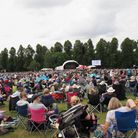 Folk by the Oak 2019 at Hatfield House. Pictures: John Andrews