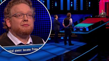 Thomas Clarkson Academy English teacher Ian Gooda (pictured) took part in the hit-ITV show The Chase