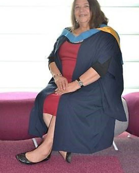 Former Welwyn Hatfield borough councillor Louise Lotz was killed by Debby Foxwell. Picture: Herts po