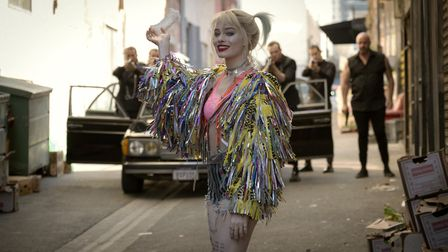Margot Robbie is unrecognisable as she transforms into Harley Quinn, leading a gang of not-to-be-mes