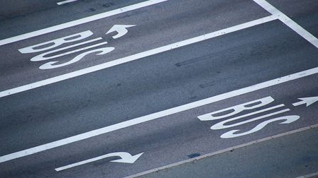 Cameras could be used to keep motorists out of bus lanes. Picture: Pixabay.