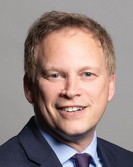 Grant Shapps, the MP for Welwyn Hatfield. Picture: Richard Townshend.