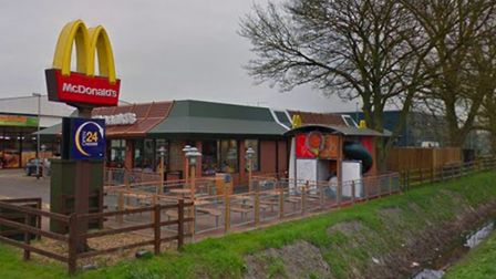 All McDonalds restaurants close from Monday, March 23 from 7pm. Picture: Google Maps