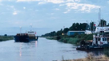 Fenland Council says that because of its role in managing two inland ports it has implemented precau