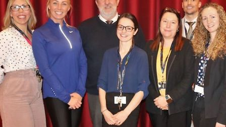 Thomas Clarkson Academy staff celebrate its 'good' Ofsted judgement: some of the longest serving TCA
