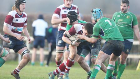 Datchworth and Welwyn are two clubs who could benefit from the RFU's coronavirus rescue package. Pic