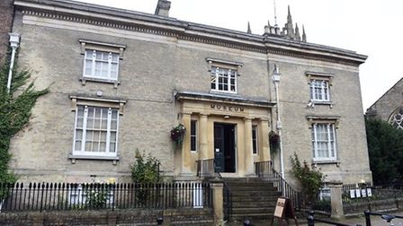 The Wisbech and Fenland Museum has shut its doors due to the coronavirus pandemic. Picture: ARCHANT