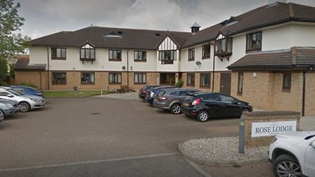 A resident of the Rose Lodge Care Home in Walton Road, Wisbech has contracted coronavirus in hospita