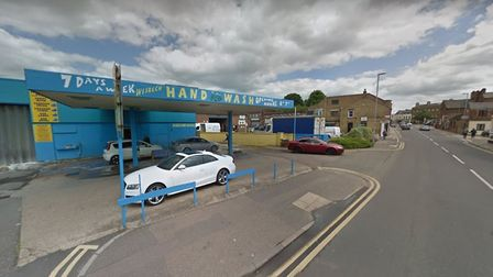 Wisbech Hand Wash on Chapel Road. Picture: Google Maps