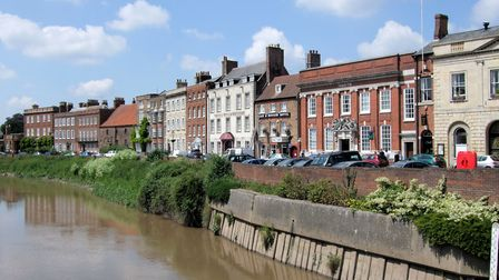 Wisbech has formed an online group and has been supported by charities. Picture: Wiki/CC