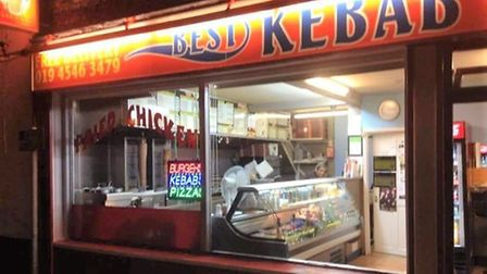 Best Kebab BBQ and Pizza House in Wisbech have served up more than 400 meals free of charge for the
