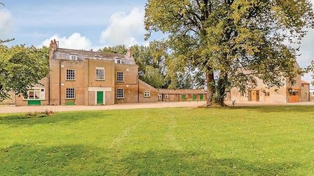 The owners of Lode Hall are looking to offer boutique weddings at the location in Three Holes, near