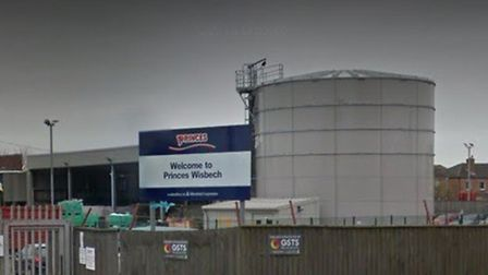 The Princes site at Mount Pleasant Road in Wisbech, Cambs. Image: Google Street View