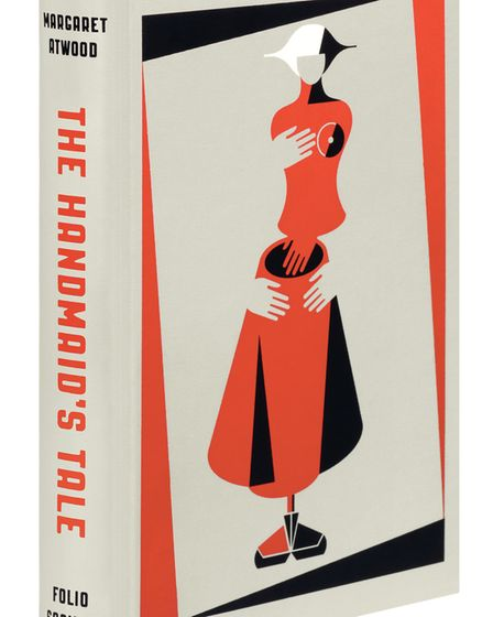 The Handmaid's Tale by Margaret Atwood The Folio Society edition