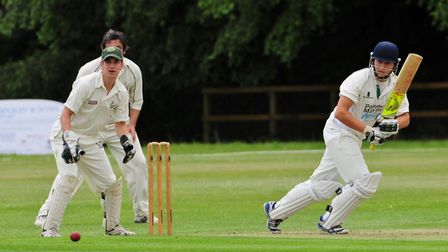 Bishops Stortfords Reece Hussain is the Hertfordshire captain for 2020. Picture: JAMIE PLUCK