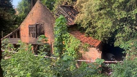 The new owners want to restore the property to its former glory. Picture: Archant/Archive/File