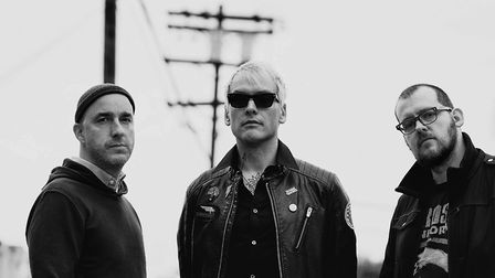 Alkaline Trio have been announced for the revised Slam Dunk Festival 2020 September dates in Hatfiel