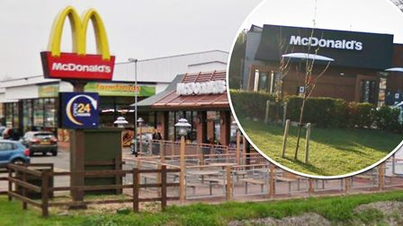 McDonalds drive-thrus across Cambridgeshire and the Fens are set to re-open next month, according to
