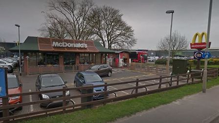 McDonald's in Wisbech. Picture: Google Maps