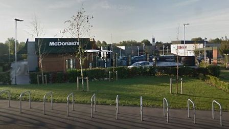McDonald's in Ely. Picture: Google Maps