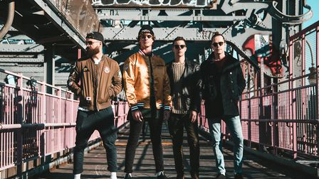 Don Broco were due to headline Slam Dunk Festival South 2020 in Hatfield. Picture: supplied by Slam